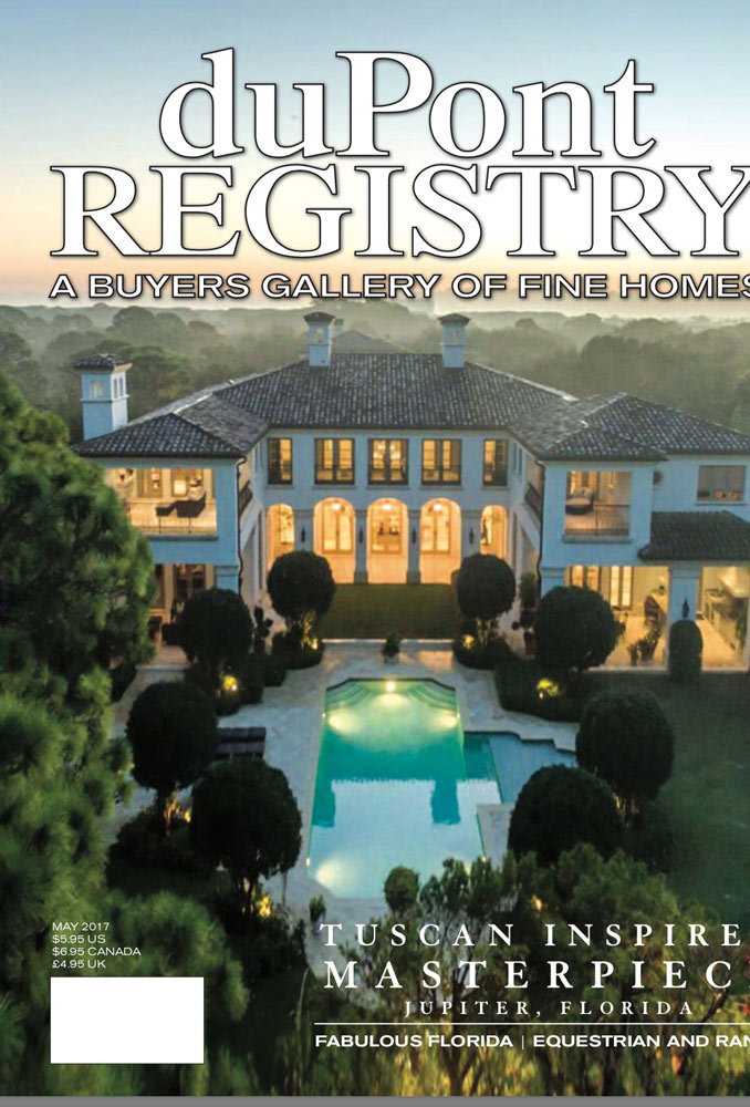 doPont Registry magazine cover