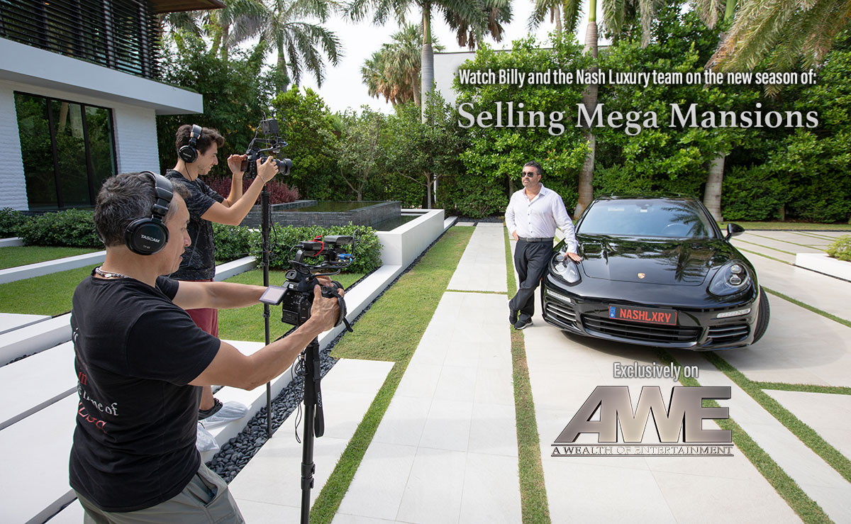 Selling Mega Mansions – Coming Soon